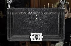 one day, i'll get myself a Chanel bag... until then, i'm loving this one!
