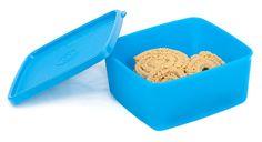 (10% off )  Signoraware Fridger Fresh Small Plastic Container, 500ml, T Blue