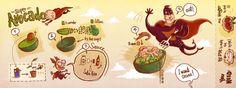 web de recetas ilustradas del mundo
