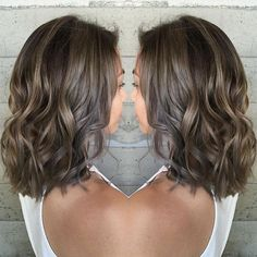 Smokey Ash Balayage... By Butterfly Loft stylist Janai. | hair ...