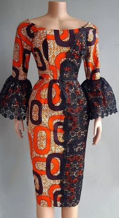 African Dresses For Kids, Latest African Fashion Dresses, African Dresses For Women, African Attire, Women's Fashion Dresses, African Print Dress Designs, African Print Clothing, African Print Fashion, Africa Fashion