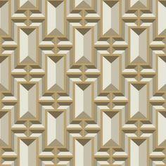 Facet Geo SW7471 Wallpaper York Wallcoverings | Wallpaper Warehouse