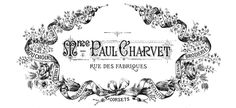 vintage french labels - Google Search