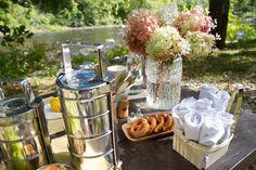 Moonrise Kingdom picnic party