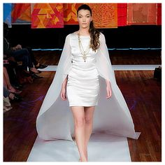 White long dress - white sophistication, angelic and beautiful. Available for INR 4990