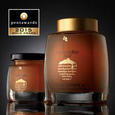 Gold Pentaward 2015 – Luxury – Shenzhen Oracle Creative Design Co, Ltd
