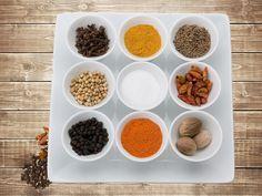 Wer gern mediterran, asiatisch oder indisch kocht, hat meist eine große Gewürzvielfalt zu Haus. Die