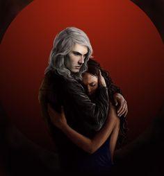 Rhaegar Targaryen says goodbye to Elia Martell.