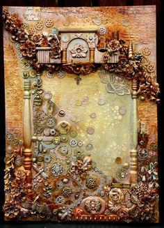 Steampunk made by Irene Wijnands Porebski