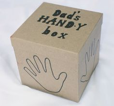 Father's Day Crafts for Kids   Skip the hats, ties and boxers this Father's Day and make Dad a special gift that he can cherish forever. These fun, easy and interactive gifts help bring out your child's creativity and make great keepsake gifts.