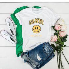 ganni tshirt