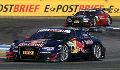 Audi Motorsport Blog: Audi without racing luck at Oschersleben