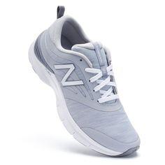 New Balance 715 v2 Cush + Women's Cross Training Shoes, Med Grey