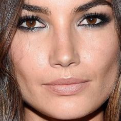 Makeup How-To: Victoria's Secret Model Lily Aldridge's Smoky Eyes: Lipstick.com