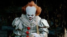 The Losers Club and Pennywise Featured in New IT Photos The Losers Club and Pennywise featured in new IT Photos Two new photos from the upcomingNew Line Cinemaadaptation ofStephen KingsIT have been released by EW. Check them out in the gallery below! When children begin to disappear in the town of Derry Maine a group of young kids are faced with their biggest fears when they square off against an evil clown named Pennywise whose history of murder and violence dates back for centuries. ITsta