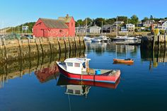 Rockport, Massachusetts | 24 Small New England Towns You Absolutely Need To Visit