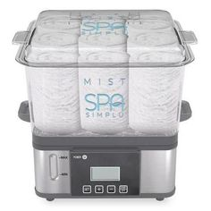 Spa Simplu Mist Hot Towel Steamer- Unit Only