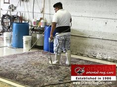 Method of Rug Cleaning