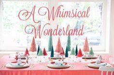A WHIMSICAL WONDERLAND TABLETOP