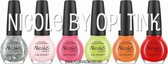 Coming Soon: Nicole by OPI Tink