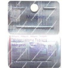 Mifeprex is a pill used by millions of women to terminate unwanted pregnancy at an early stage. Women take this pill if they do not want to go for surgeries. Get mifeprex online from online pharmacy. Free global shipping