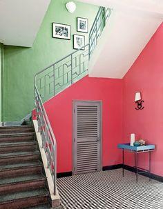 Shocking ! - Choisir la couleur de ses murs : les conseils d'un pro - Elle Décoration