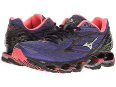 Mizuno Wave Prophecy 6 NOVA Women's Running Shoes Liberty/Diva Pink/Black