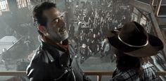 Carl vai à comunidade de Negan no sétimo episódio de 'The Walking Dead