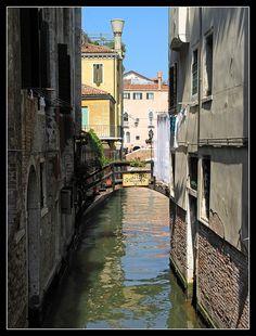 Venice - small bridge