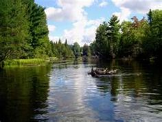 Au Sable River, Michigan, will be there in a few hours...can't wait!!