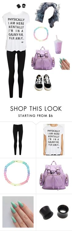 """""""Untitled #5531"""" by northamster ❤ liked on Polyvore featuring Oasis, Forever 21, Monsoon, NOVICA, Vans, women's clothing, women, female, woman and misses"""