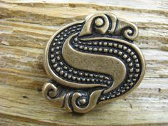 Viking era raven / eagle S pin   free shipping by torfin on Etsy, $28.00