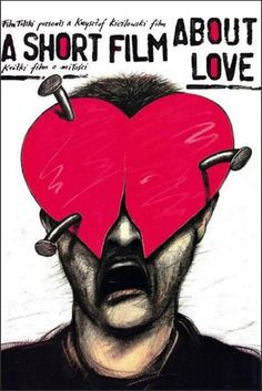 A Short Film About Love Movie Poster (1988)