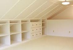 This would be amazing in our attic!
