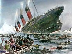 Not many pictures of the great RMS Titanic Survive. You'll find some of them on this page, along with a timeline of the ship's maiden voyage, and a few other interesting tidbits. Rms Titanic, Titanic Sinking, Titanic Today, Titanic Museum, Us History, American History, Titanic History, Set Sail, Newfoundland