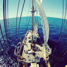 The Eagle- Coast Guard Training Ship