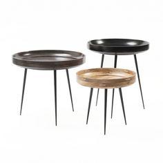Suite Wood - Bowl Table