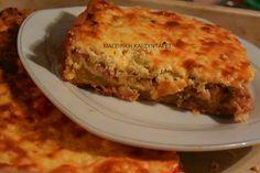 Τάρτα με τυριά & μπέικον !! Το κάτι άλλο !!! ~ ΜΑΓΕΙΡΙΚΗ ΚΑΙ ΣΥΝΤΑΓΕΣ Cyprus Food, Savory Tart, Lasagna, Recipies, Brunch, Food And Drink, Pizza, Cooking Recipes, Ethnic Recipes
