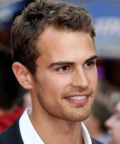 Theo James Yes please!!