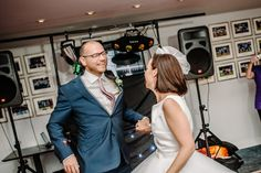 Adele and Ian's Sunshine and Smiles Brighton Wedding With a 50s Twist by Jacqui Mcsweeney