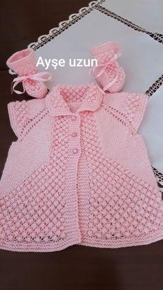 Crochet Hats, Art, Fashion, Knit Jacket, Small Guitar, Stitches, Sweater Vests, Tejidos, Layette