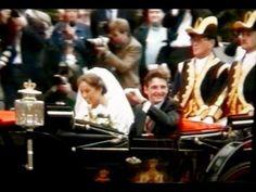 Huwelijk Prins Maurits & Marilene in Apeldoorn