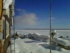 Lake Gogebic from H&H