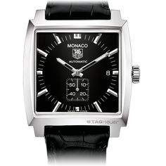 View all TAG Heuer® Official Website - All MONACO Watches watches and find the perfect watch for your wrist. TAG Heuer Swiss avant-garde since Unusual Watches, Affordable Watches, Expensive Watches, Best Watches For Men, Luxury Watches For Men, Cool Watches, Men's Watches, Tag Heuer Aquaracer Automatic, Tag Heuer Monaco