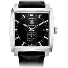 CALIBRE 6 AUTOMATIC WATCH 37MM TAG Heuer MONACO Calibre 6 Automatic Watch37MM