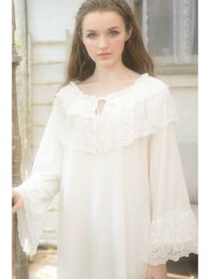 Medieval Vintage Cotton Nightgown