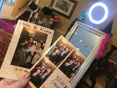 Mirror Booth, For Your Party, New Product, Dublin, Polaroid Film, Selfie, Frame, Wedding, Picture Frame