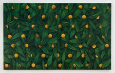 Ryan Mrozowski | Untitled (Orange), 2015