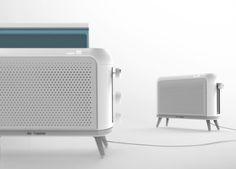 """huestockholm: """" In yeop Baek - Air toaster """""""