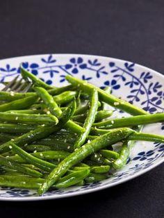Quick Sesame Green Beans: Sesame Green Beans